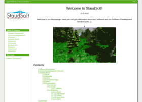 staudsoft.com