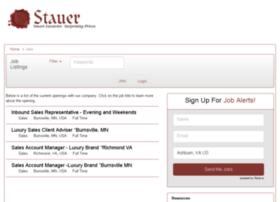 stauer.applicantpool.com