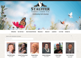 staufferfuneralhome.com