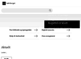 stavanger-kulturhus.no