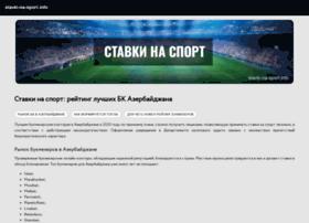 stavki-na-sport.info