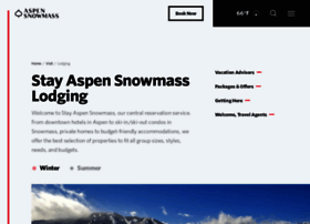 stayaspensnowmass.com