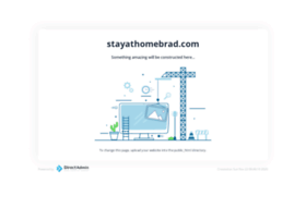 stayathomebrad.com