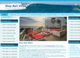 staybalivillas.com