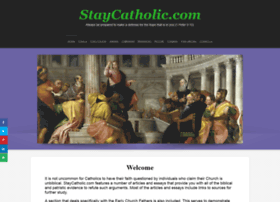 staycatholic.com