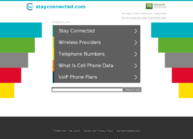stayconnected.com