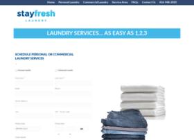 stayfreshlaundry.com