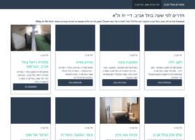 stayin-tel-aviv.com