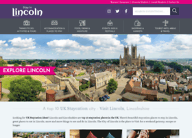 stayinlincoln.co.uk