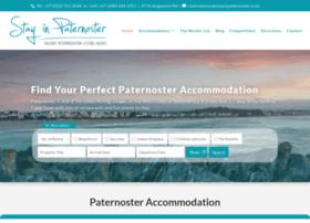 stayinpaternoster.co.za
