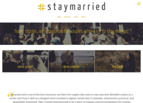 staymarriedblog.com