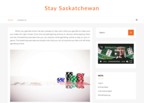 staysaskatchewan.ca