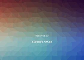 staysys.co.za