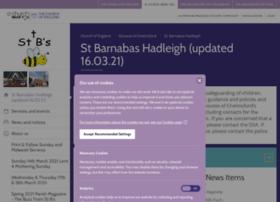 stbarnabas-hadleigh.org.uk