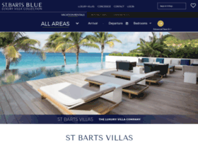 stbartsblue.com