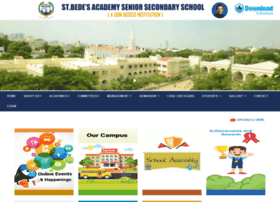 stbedesacademy.org
