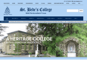 stbedescollege.in