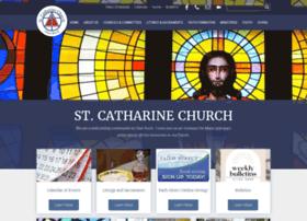 stcatharinechurch.org