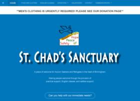 stchadssanctuary.com