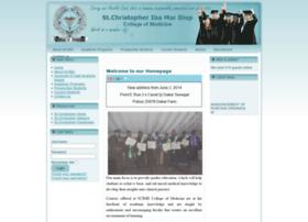 stchris.edu
