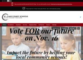 stclaircountyschools.net