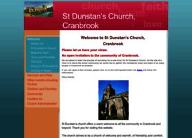stdunstanscranbrook.org.uk