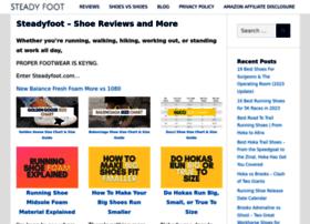 steadyfoot.com