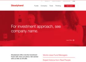 steadyhand.com