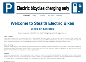 stealthelectricbikesusa.com