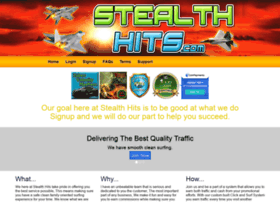 stealthhits.com
