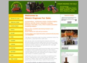 steam-engines-for-sale.com
