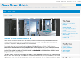 steam-shower-cubicle.co.uk