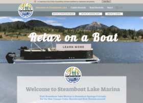 steamboatlakemarina.com