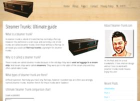 steamer-trunk.com