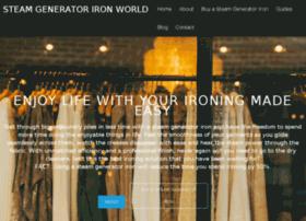 steamgeneratorironworld.com