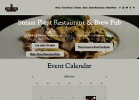 steamplantspokane.com