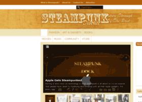 steampunkdistrict.com