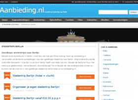 stedentripsberlijn.aanbieding.nl