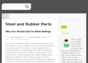 steelandrubberparts.com