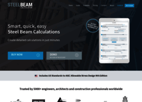 steelbeamcalculator.com