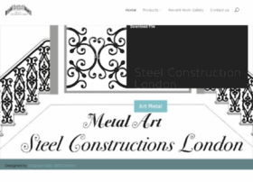 steelconstructionlondon.co.uk