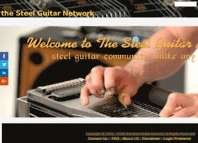 steelguitarnetwork.com