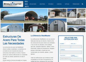 steelmasterestructuras.com