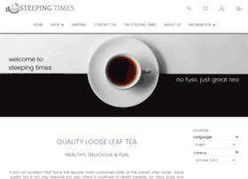 steeping-times.com