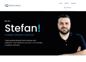 stefanciancio.com