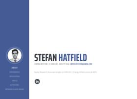 stefanhatfield.com