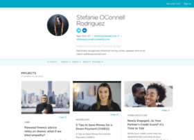 stefanieoconnell.contently.com