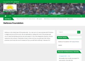 stefanosfoundation.org