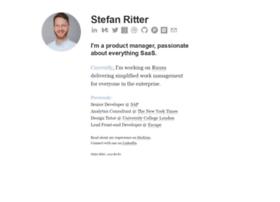 stefanritter.com