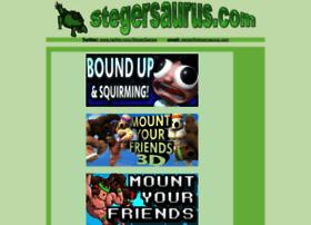 stegersaurus.com
